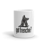 More Dogs French Bulldog #2 Mug