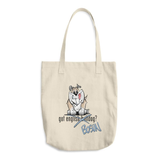 Tim's Got Bosun Cotton Tote Bag