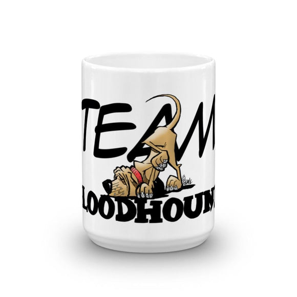 Team Bloodhound Mug