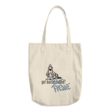 Tim's Got Freddie? Cotton Tote Bag
