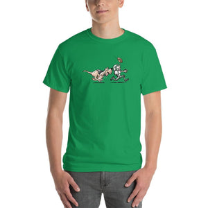 Football Hound Eagles Short-Sleeve T-Shirt | The Bloodhound Shop