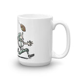 Football Hound Eagles Mug - The Bloodhound Shop