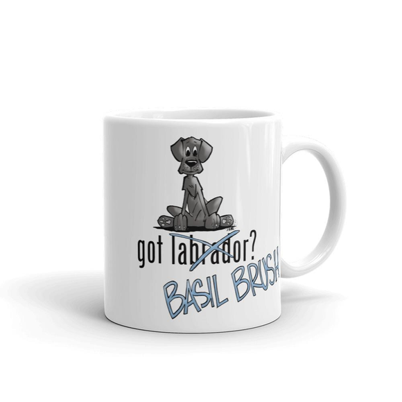 Tim's Got Basil Brush? Mug - The Bloodhound Shop