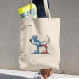 Texas Hound Cotton Tote Bag - The Bloodhound Shop