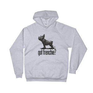 More Dogs French Bulldog Hoodie