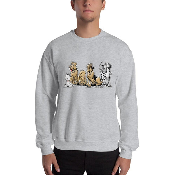Brottman Lineup Sweatshirt - The Bloodhound Shop