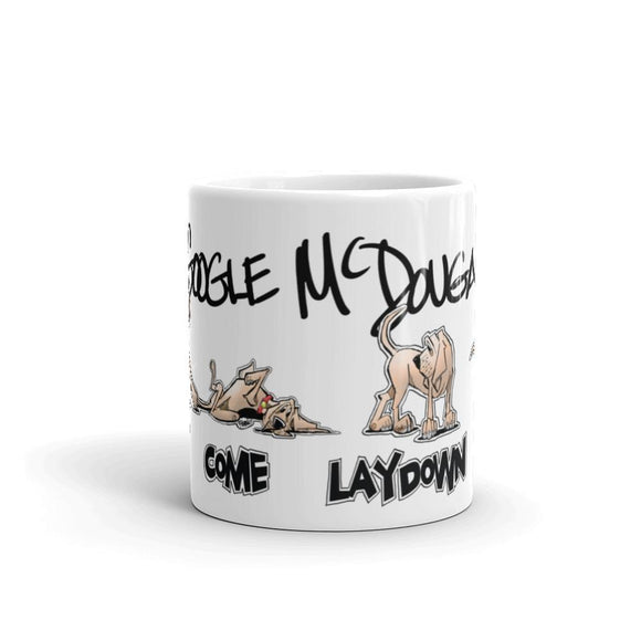 Tim's Wrecking Ball Crew Hound Commands Mug