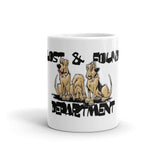 Lost & Found Hounds Mug | The Bloodhound Shop