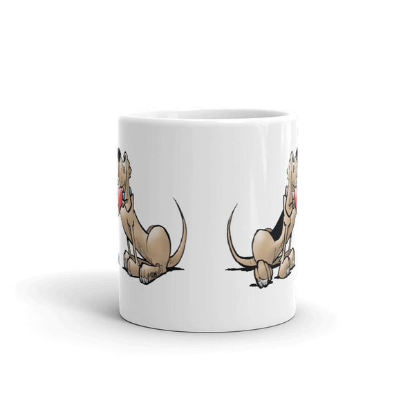 Ledford Hound Love Mug - The Bloodhound Shop