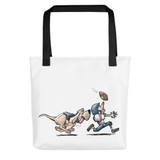 Football Hound Texans Tote bag - The Bloodhound Shop