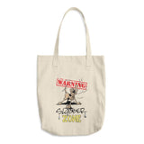 Slobber Zone Hound Cotton Tote Bag - The Bloodhound Shop