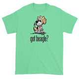 Beagle- Got Beagle? FBC short sleeve t-shirt - The Bloodhound Shop