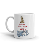 Tim's Keep Calm Charlie Mug - The Bloodhound Shop