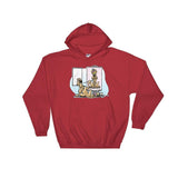 Artist Hound Hoodie - The Bloodhound Shop