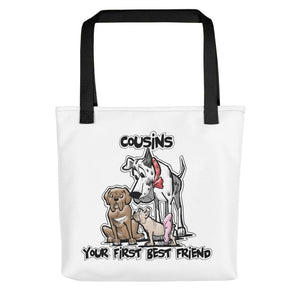Judge Cousins Collection Tote bag - The Bloodhound Shop