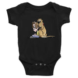 Max & Molly Infant Onesie | The Bloodhound Shop