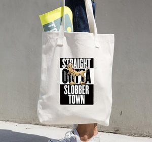 Slobbertown Tote bag - The Bloodhound Shop