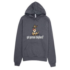 More Dogs Got German Shepherd? Hoodie - The Bloodhound Shop