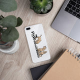 Paw Enforcement iPhone Case - The Bloodhound Shop