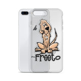 Sit Freeto Sit iPhone Case - The Bloodhound Shop