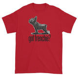 More Dogs French Bulldog Short sleeve t-shirt