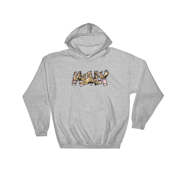 Molly Name Tag Max & Molly Hoodie