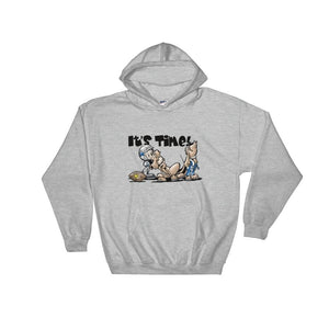 Football Hound Cowboys Hooded Sweatshirt (S-5X) - The Bloodhound Shop
