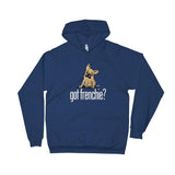 French Bulldog FBC #2 Dark Hoodie - The Bloodhound Shop
