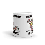 English Bulldog- FBC How to Walk a Bulldog Mug - The Bloodhound Shop