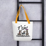 Noir Hounds Tote bag - The Bloodhound Shop