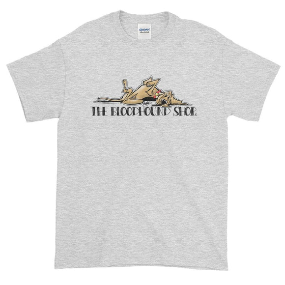 The Bloodhound Shop Short sleeve t-shirt - The Bloodhound Shop