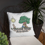 Cyclone Ridge Droolin Hounds Basic Pillow - The Bloodhound Shop