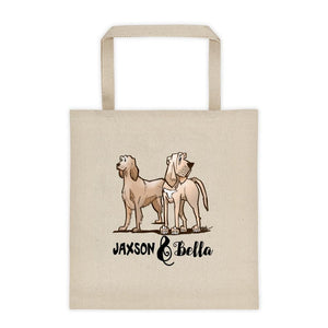 Jaxson & Bella Collection Tote bag - The Bloodhound Shop