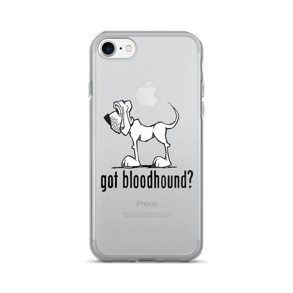 Got Bloodhound? iPhone 7/7 Plus Case