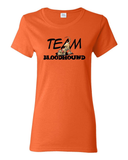 Team Bloodhound Women's short sleeve t-shirt - The Bloodhound Shop