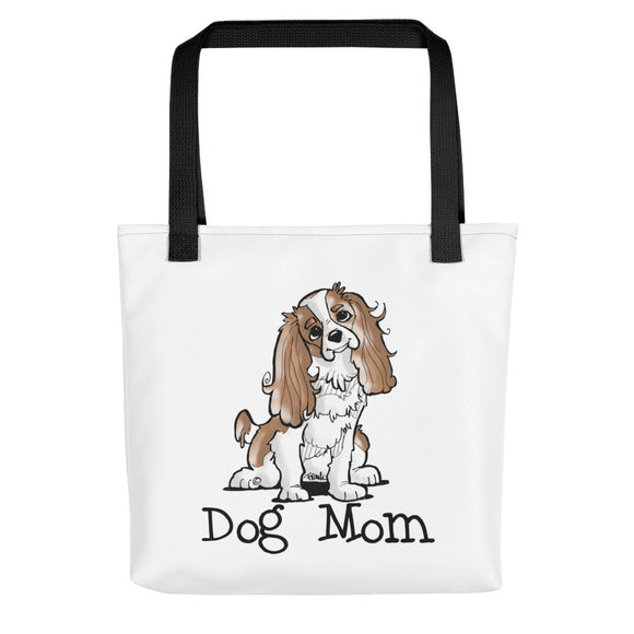 Cavalier- Dog Mom FBC Tote bag - The Bloodhound Shop
