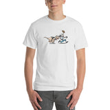 Football Hound Panthers Short-Sleeve T-Shirt - The Bloodhound Shop