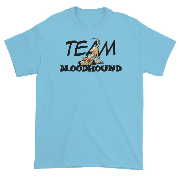 Team Bloodhound Short sleeve t-shirt - The Bloodhound Shop