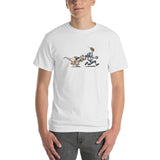 Football Hound Seahawks Short-Sleeve T-Shirt - The Bloodhound Shop