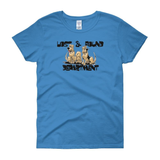 Lost & Found Hounds Women's short sleeve t-shirt - The Bloodhound Shop