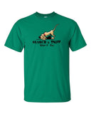 Search & Sniff Short sleeve t-shirt - The Bloodhound Shop