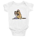 Max & Molly Infant short sleeve one-piece - The Bloodhound Shop