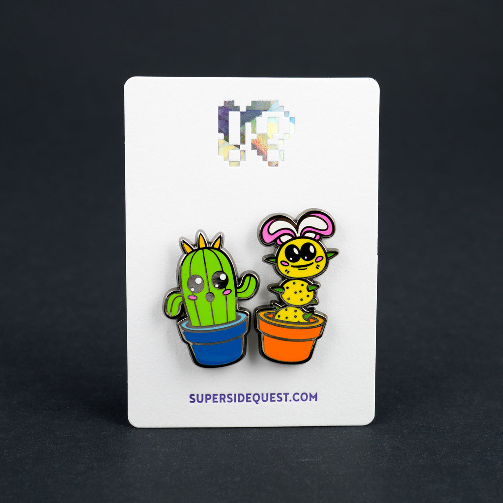 Cactus Patch card