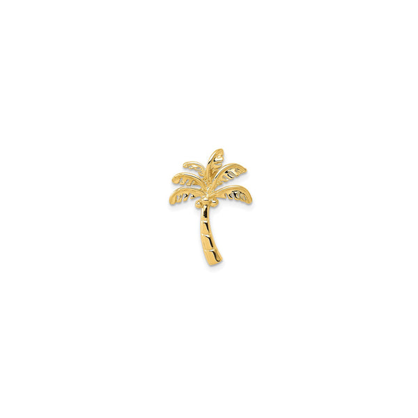 Palm Tree Slide Charm (14K)