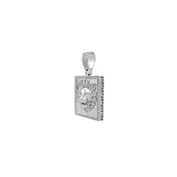 Diamond Greek-Key Lion King Pendant (14K) Popular Jewelry Νέα Υόρκη