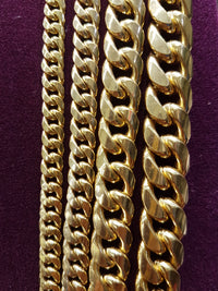 Lightweight Miami Cuban Link 10K