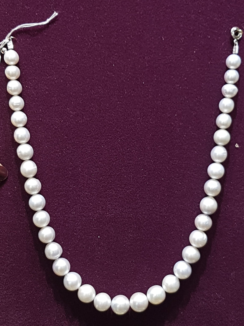 Southsea Pearl Necklace (10-14 mm) - Lucky Diamond 恆福珠寶金行 New York City 169 Canal Street 10013 Jewelry store Playboi Charlie Chinatown @luckydiamondny 2124311180