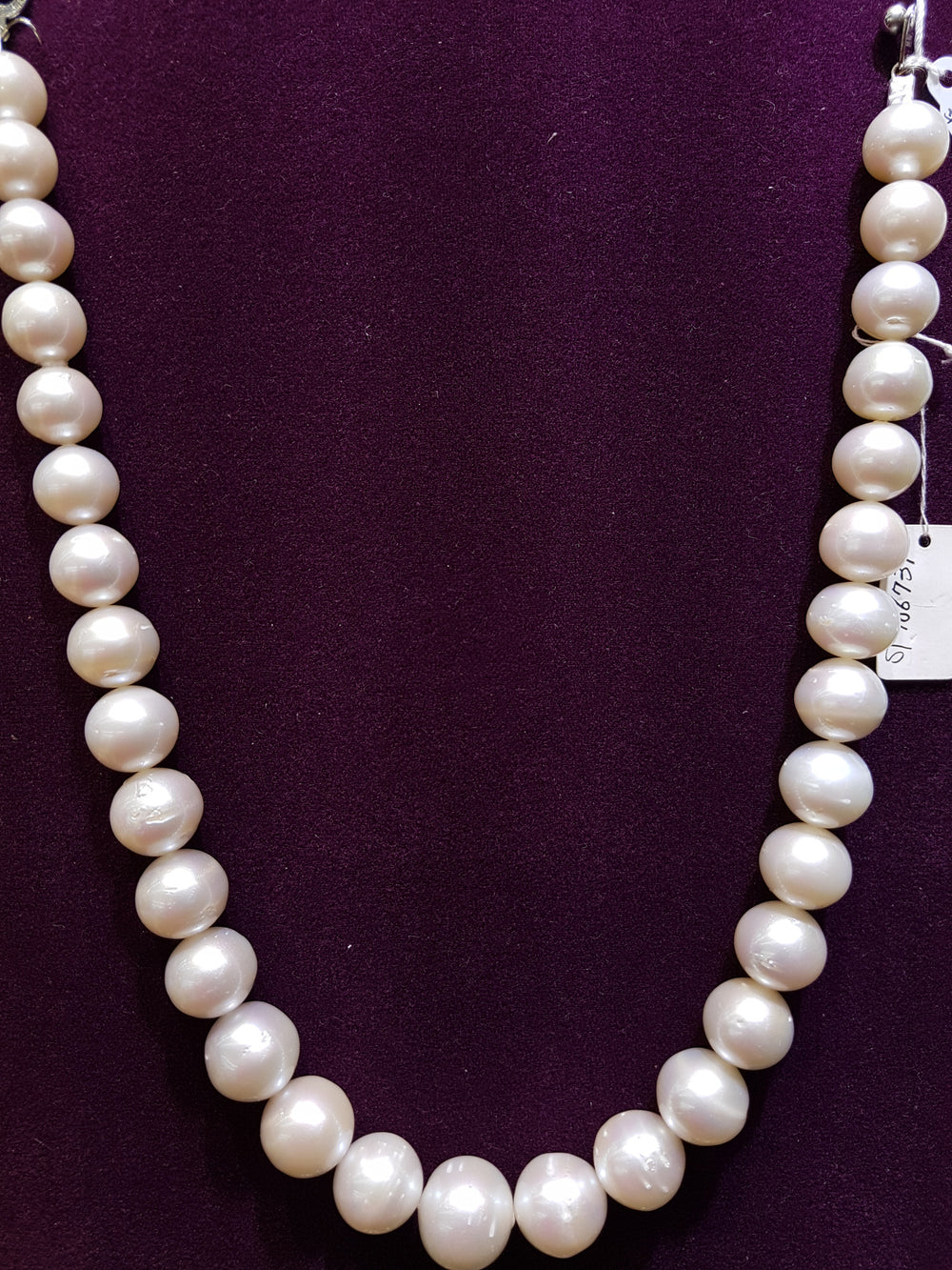 Southsea Pearl Necklace (13 - 18 mm)