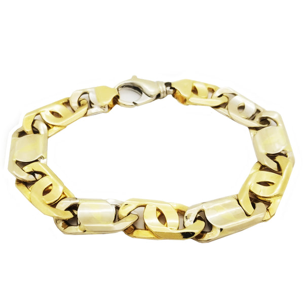 Tiger-Auge Bracelet (14K) Popular Jewelry New York