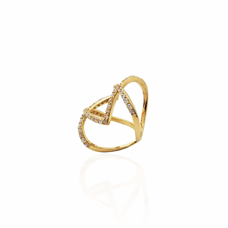 O le Ringi o le Stoneset (Mircred Orbit Ring) (14K)